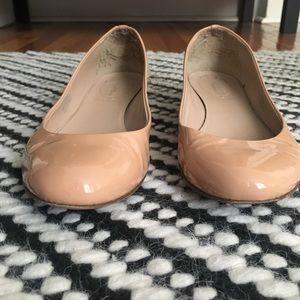 Jcrew Patent Janey Flats